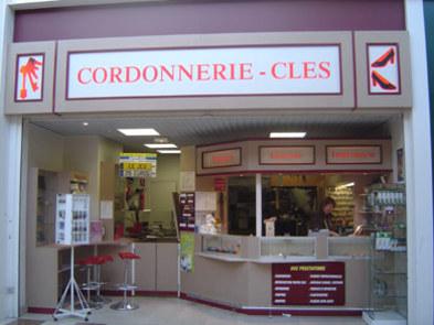 Cordonneries Clés