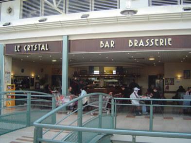Le Crystal Bar Brasserie